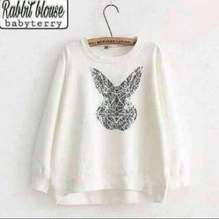 Rabbit Sweater REPRICE