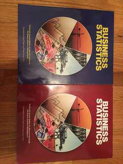 Business Statistics 13 Edition book 1 & 2