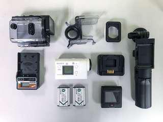 Sony fdr-x3000r 光學防震Action Cam