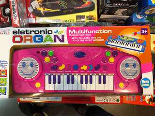 Happy Musical Electronic Organ for Kids