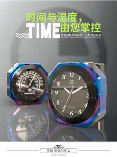 [Spirit Beast] Clock/Thermometer
