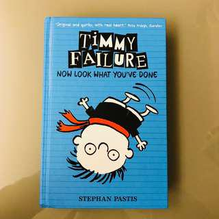 Timmy Failure Look What You've Done