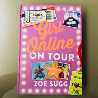 Girl online on tour — Zoe Sugg