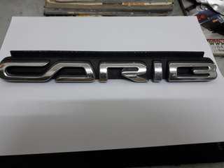 Toyota carib logo