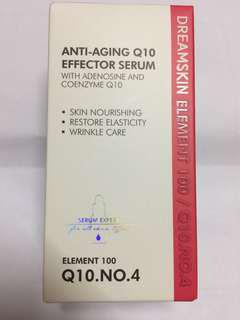 Dreamskin 抗皺輔酶精華液 anti-aging Q10 effector serum 30ml