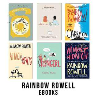 Ebooks - Rainbow Rowell, Landline/eleanor and park