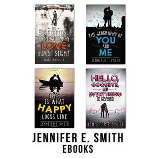 Ebooks - Jennifer E. Smith, The Statistical Probability of Love at first sight