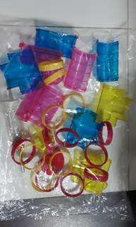 FOC FREE hamster cage accessories tubes