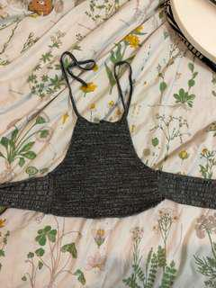 factorie knitted crop top