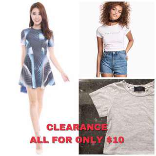 🚚 CLEARANCE: ONLY $10 FOR ALL😍