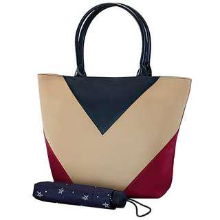 Avon. Bag celestia. Bag with foltable umrella. Sale. Until sept 16. Regular price 899.ngayun 599 nalang po.