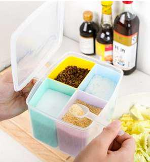 4in1 seasoning container