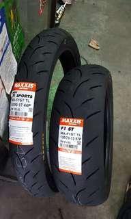 MAXXIS F1 ST 130/70-13