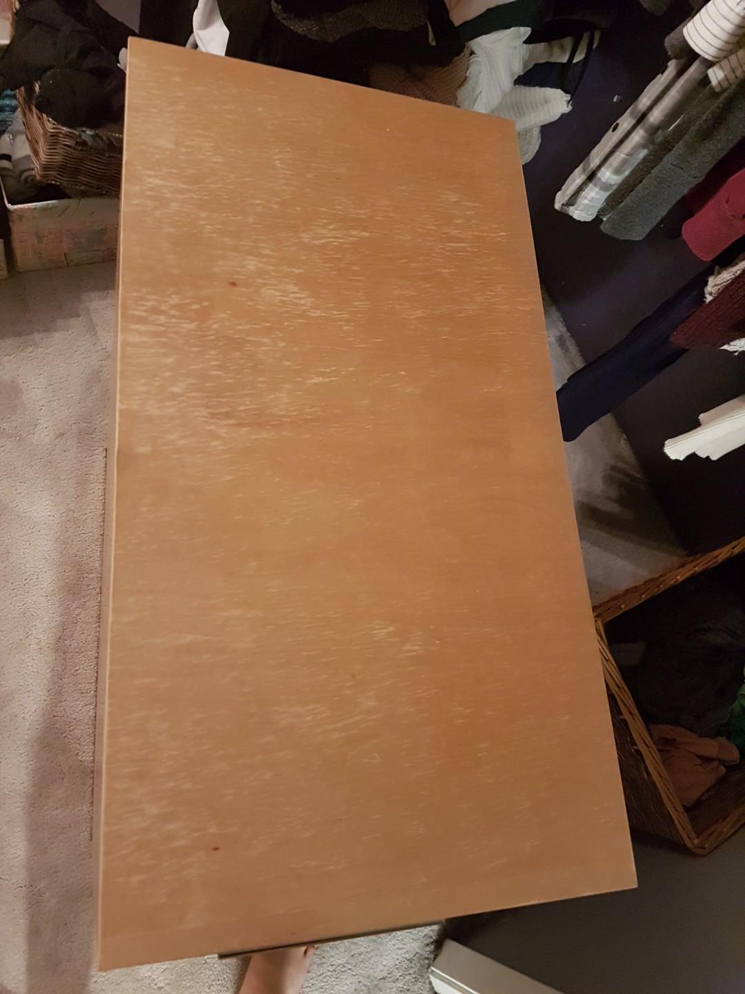 3 Drawers side table