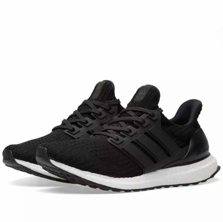 02442b425505d7 Adidas Ultra Boost 4.0 Triple Black