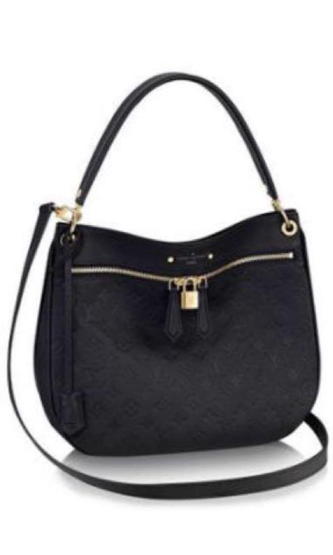 Bn Louis Vuitton Spontini Empreinte Bag