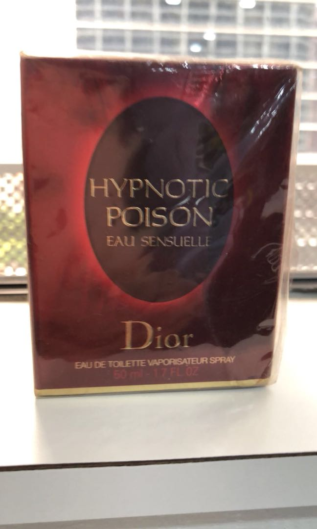 Dior Hypnotic Poison Perfume 50 Ml Health Beauty Perfumes