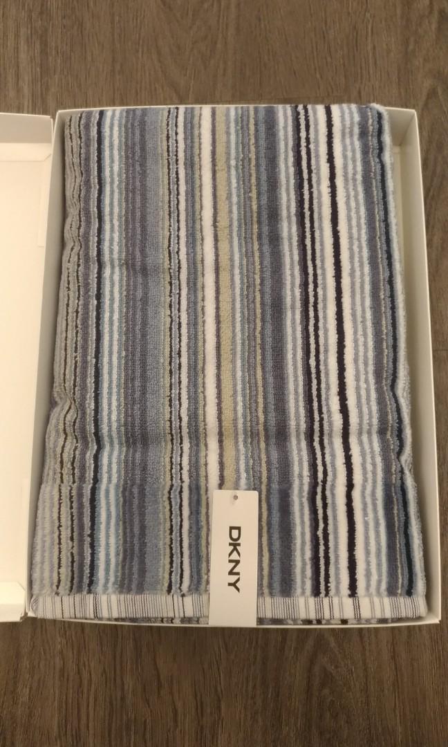 Dkny Bath Towel Health Beauty Body On Carousell