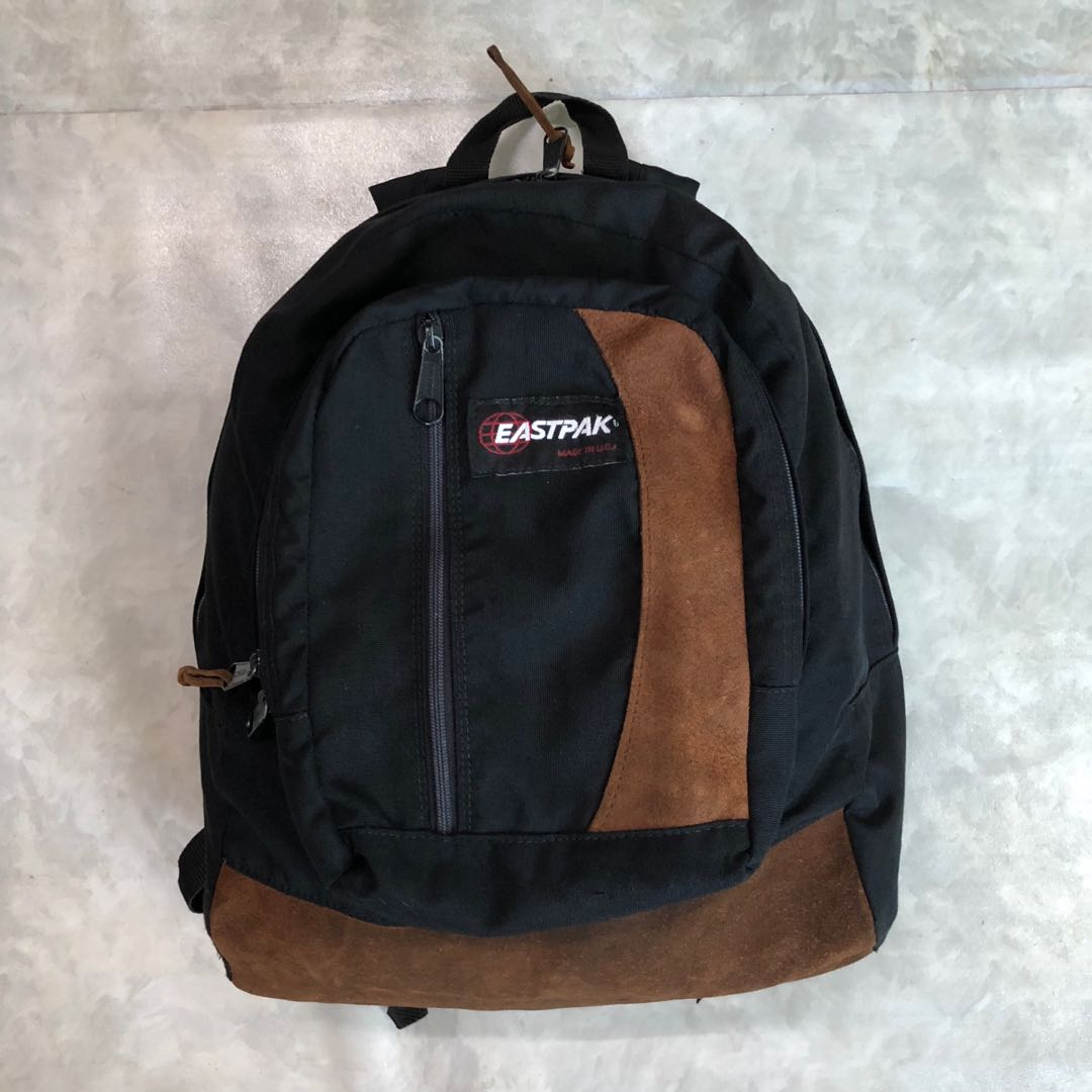 Eastpak Backpack Made In USA