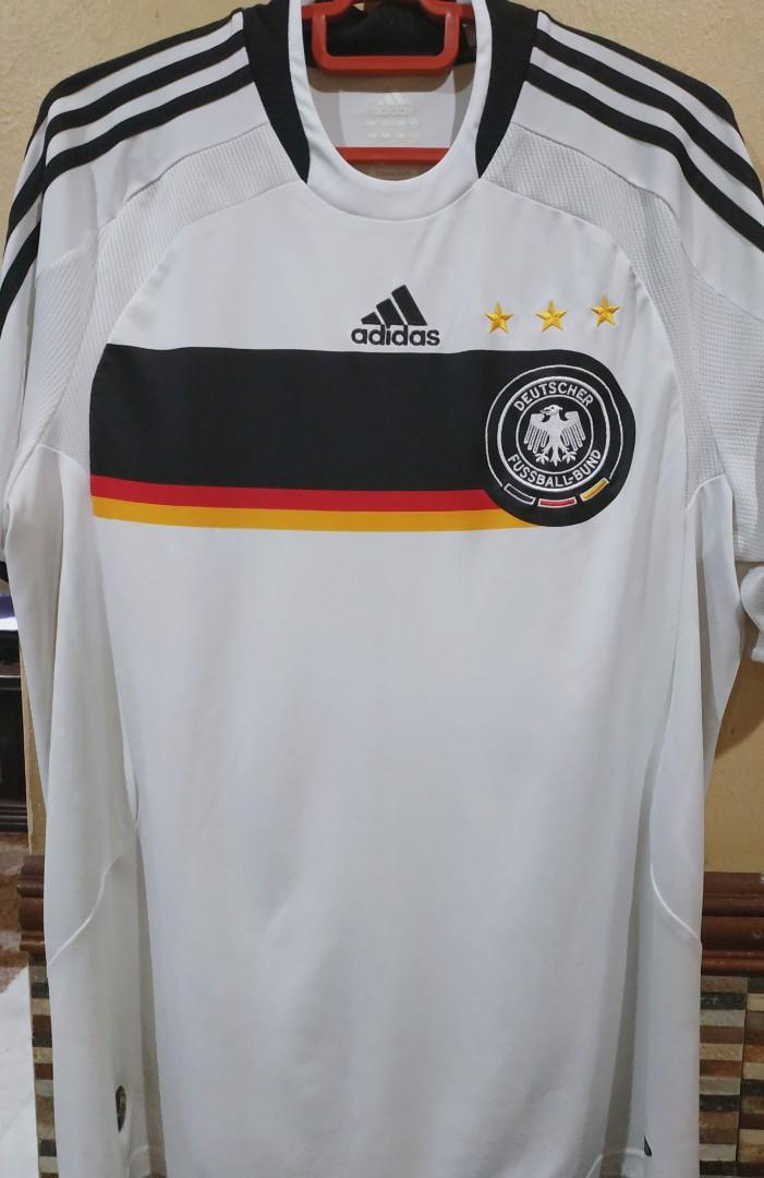 Germany Home Jersey Jersi 2008 8728fe39d