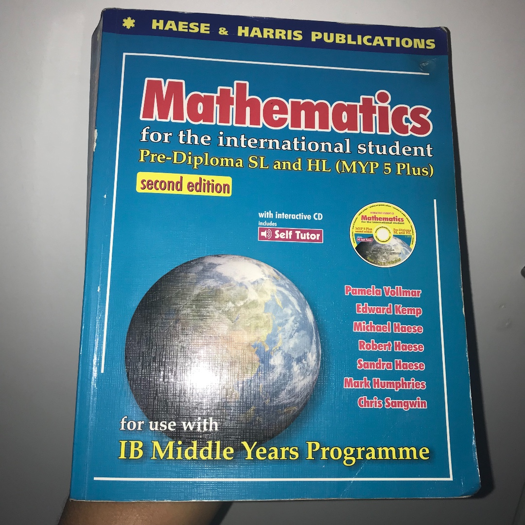 Haese And Harris Mathematics Sl 2nd Edition Worked Solutions
