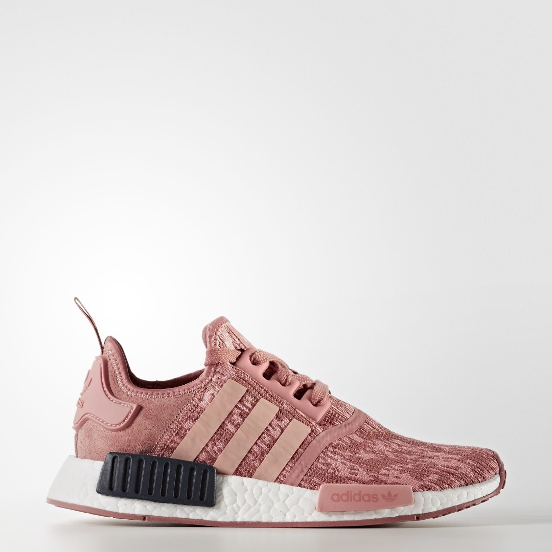 5d498f358 🔥In Stock🔥UK3.5 4 4.5 5 5.5 NMD R1 Raw Pink