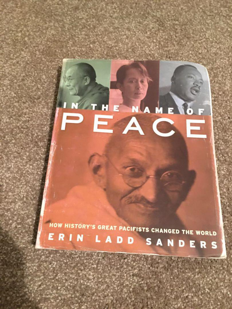 In the Name of Peace by Erin Ladd Sanders