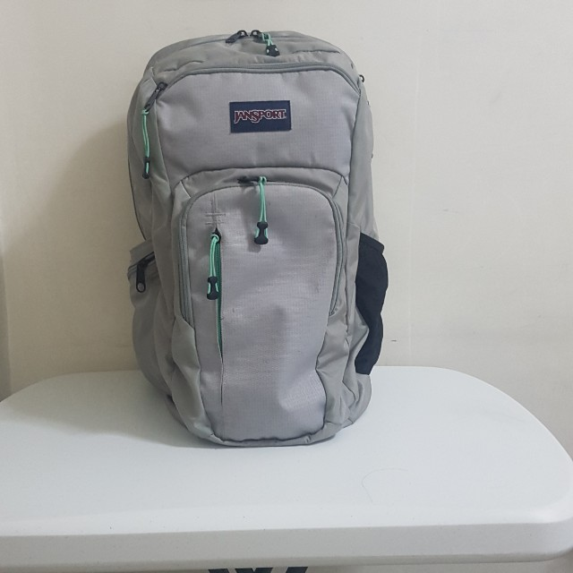 recognized brands sports shoes durable in use Jansport Recruit Backpack on Carousell