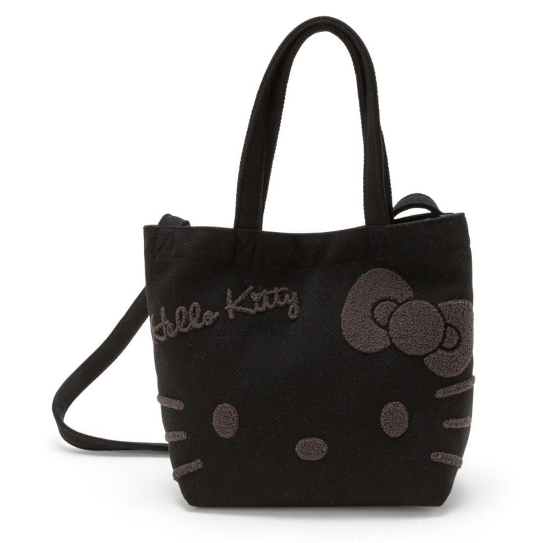 a7c999fca0cb Japan Sanrio Hello Kitty 2 WAY Tote Bag (Face)