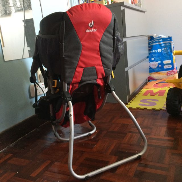 3aba949a172 KID CARRIER Deuter KC1 For Rent