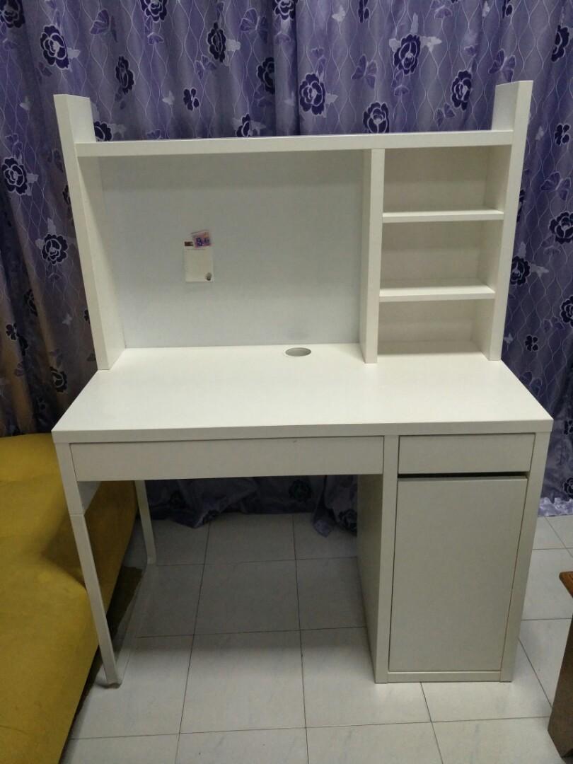 Meja Belajar Ikea Micke