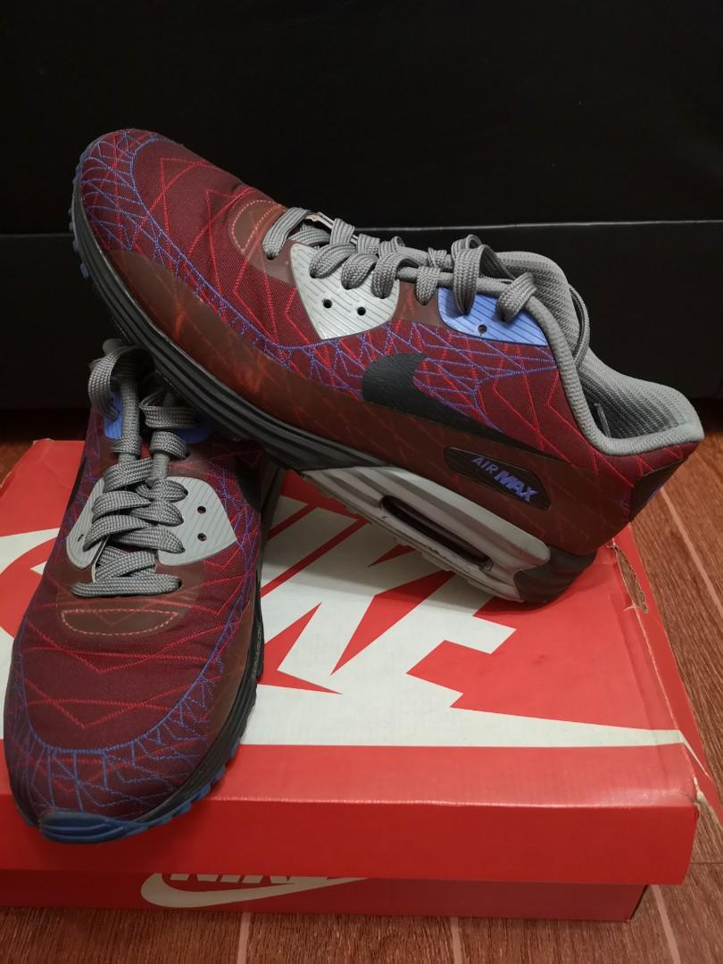 erección Equipo de juegos cristiandad  Repriced) Nike Air Max Lunar90 JCRD, Men's Fashion, Footwear, Sneakers on  Carousell