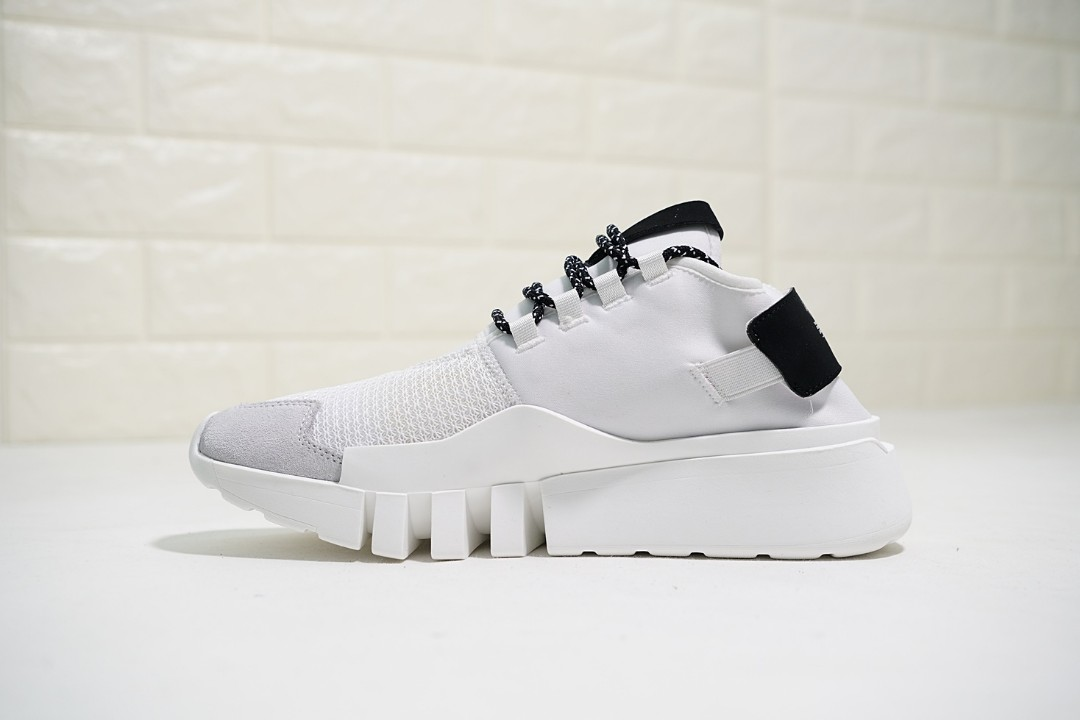 0f1cfe941fb3 Original Adidas Y-3 Ayero White Black