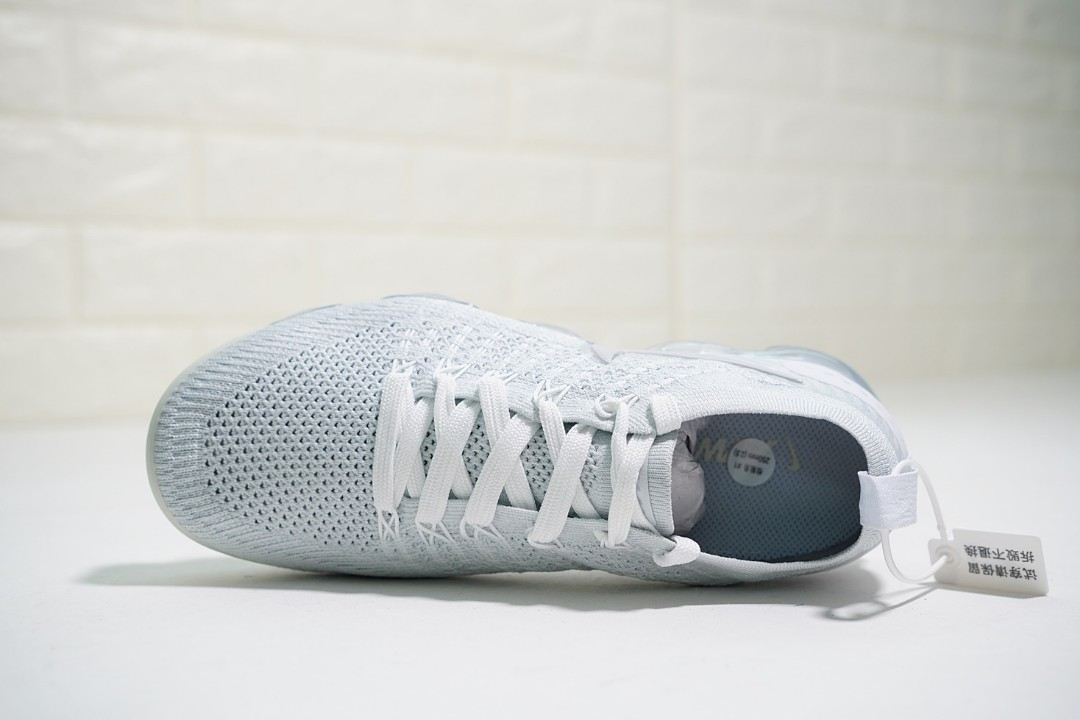 new arrival 8bd1d 2d816 ... coupon code for original nike air vapormax flyknit all white mens  fashion footwear on carousell 34db3