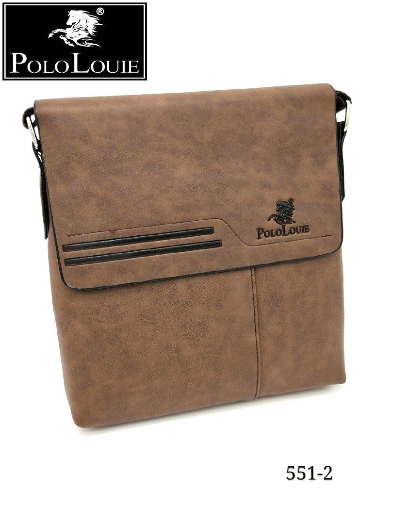 b18bec485a POLO LOUIE Sling Bag For Men