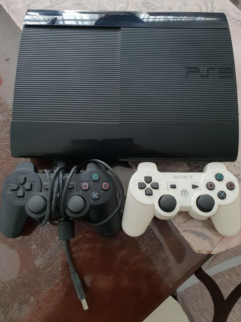 PS3 Super Slim, Toys & Games, Video Gaming, Consoles on