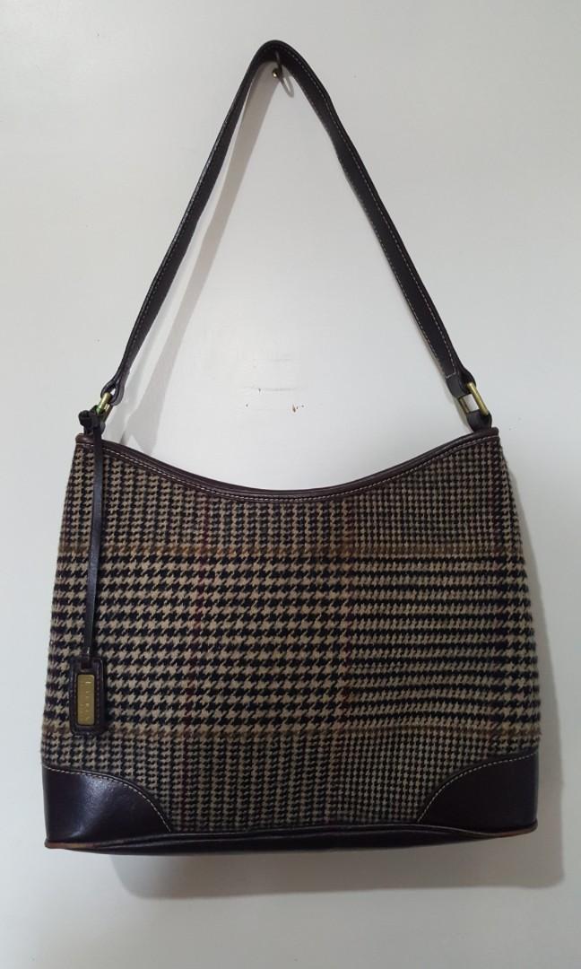 Ralph Lauren Checkered Bag aadf37cd1184c