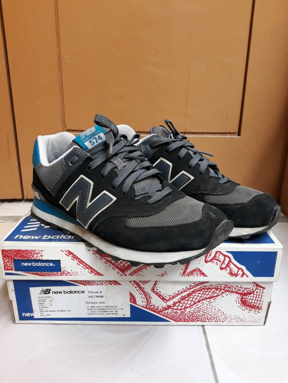 sepatu nb 574