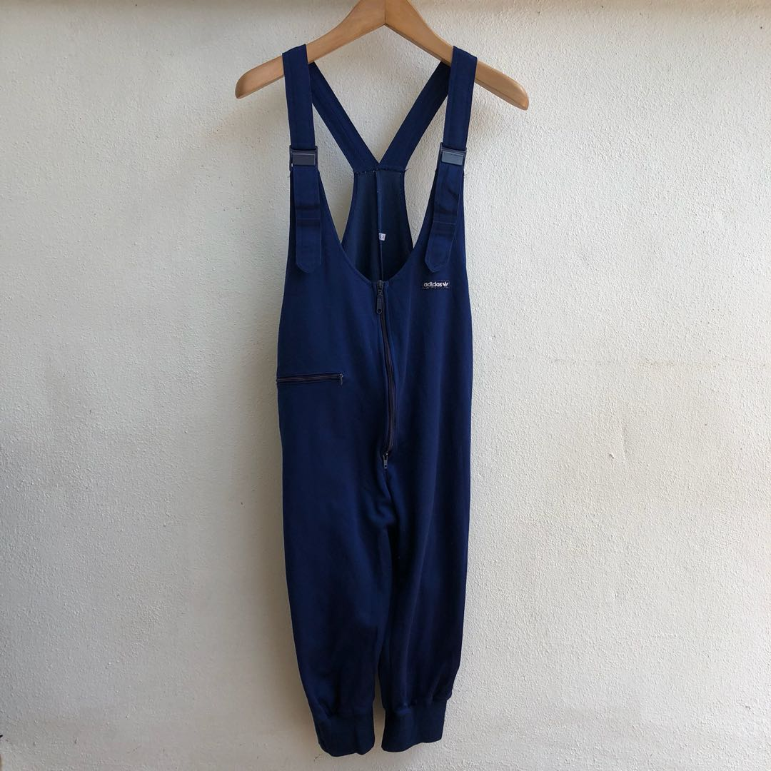 Vintage Adidas Jumpsuit Made In W Germany Womens Fashion Clothes