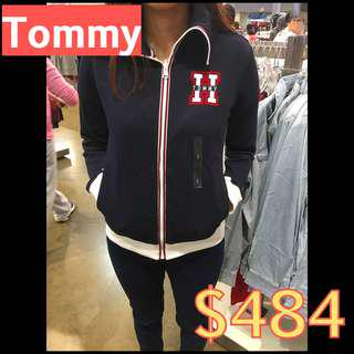 Tommy女裝hoodie $484