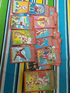 Ultraman kad