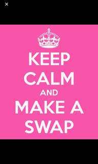 Open swap