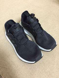 🚚 Adidas originals X_PLR J BB2577 女款 黑白 運動鞋 鞋子 黑色 二手