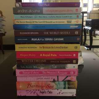 Novel Indonesia dan Terjemahan