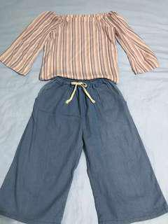 🚚 平口✨寬褲👖