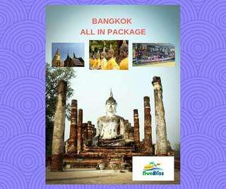 Bangkok ALL IN PACKAGE
