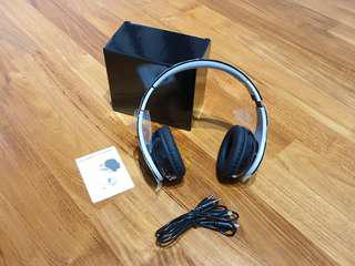 (BN) Foldable Stereo Headphones with bluetooth