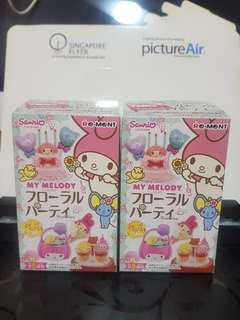 Rement My melody floral party