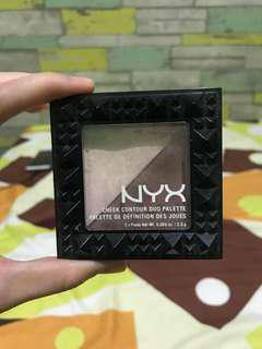 NYX Cheek Contour Duo Palette - Shade: Double Date
