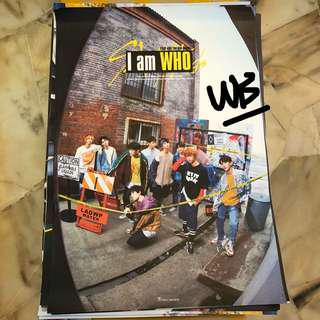 STRAY KIDS - I am Who ~ Official poster